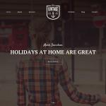 Vntage Shop Web Design