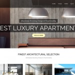 Luxury Real Estate Web Design